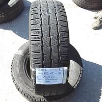 Резина бу 235.65.r16с Michelin Agilis Alpin Мишлен