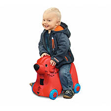 Чемодан детский на колесах Big 55350, фото 2