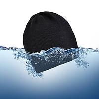 Шапка водонепроницаемая Dexshell черная