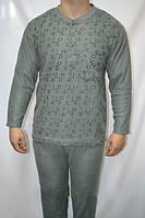 Пижама мужская зимняя размер XXXL(52-54) 100% коттон