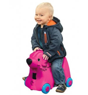 Чемодан детский на колесах Big 55353, фото 2