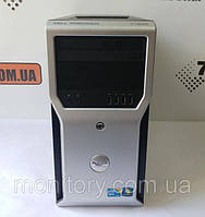 Игровой компьютер Dell Precision T1600, Intel Xeon 3.4GHz, RAM 4ГБ, HDD 250ГБ, GeForce GT 730 2ГБ