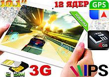 "Планшет телефон Sony mobile X, 12 ядер, 10"", 4Gb RAM / 32 Gb Rom, GPS, 2 sim, 3G"