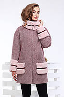 Шерстяное пальто женское Кейлин, размеры 42,44,46,48,50