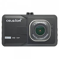 Автомобильный цифровой Видеорегистратор Celsior DVR CS-907 HD