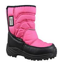 Детские термо сапоги зимние ботинки для девочек B&G