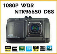 Видеорегистратор FULL HD D88(101)в металлическом корпусе
