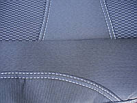 Автомобильные чехлы на сидения PREMIUM ЗАЗ FORZA 2011г… з/сп цельная;4подгол.