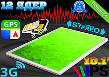 """Супер планшет телефон Asus GX8, 12 core, 10.1"""", 4Gb RAM / 32 Gb Rom, GPS, 2 sim, 3G"""