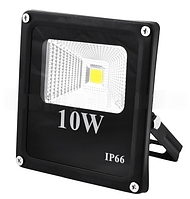 Прожектор светодиодный матричный SLIM YT-10W SMD, 900Lm, IP66 (влагозащита) - 28 LO