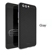 Чехол - бампер iPaky (Original) для Huawei P10 - серый