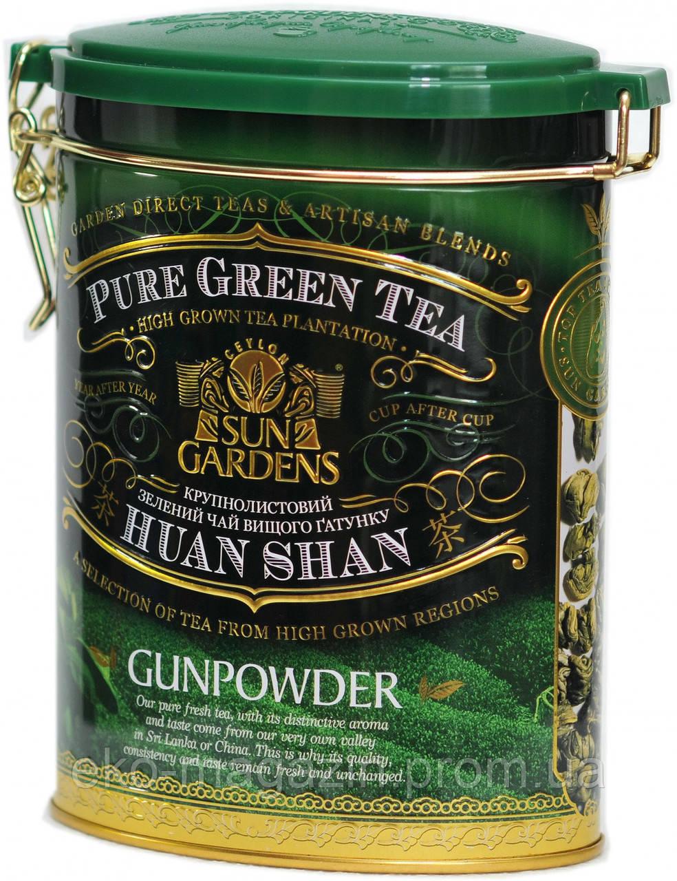 """Чай """"Sun Gardens"""" 170гр ж/б"""