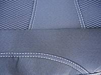 Автомобильные чехлы на сидения PREMIUM LIFAN X60 2011г… з/сп закрытый тыл и сид.1/3 2/3;подл;5подг;airbag