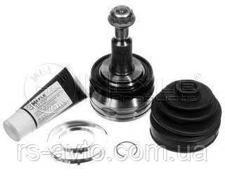 MEYLE Шрус наружный Volkswagen T5, Фольксваген T5 1.9TDI 03- 100 498 0198