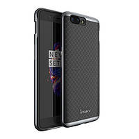 Чехол - бампер iPaky (Original) для OnePlus 5 - серый