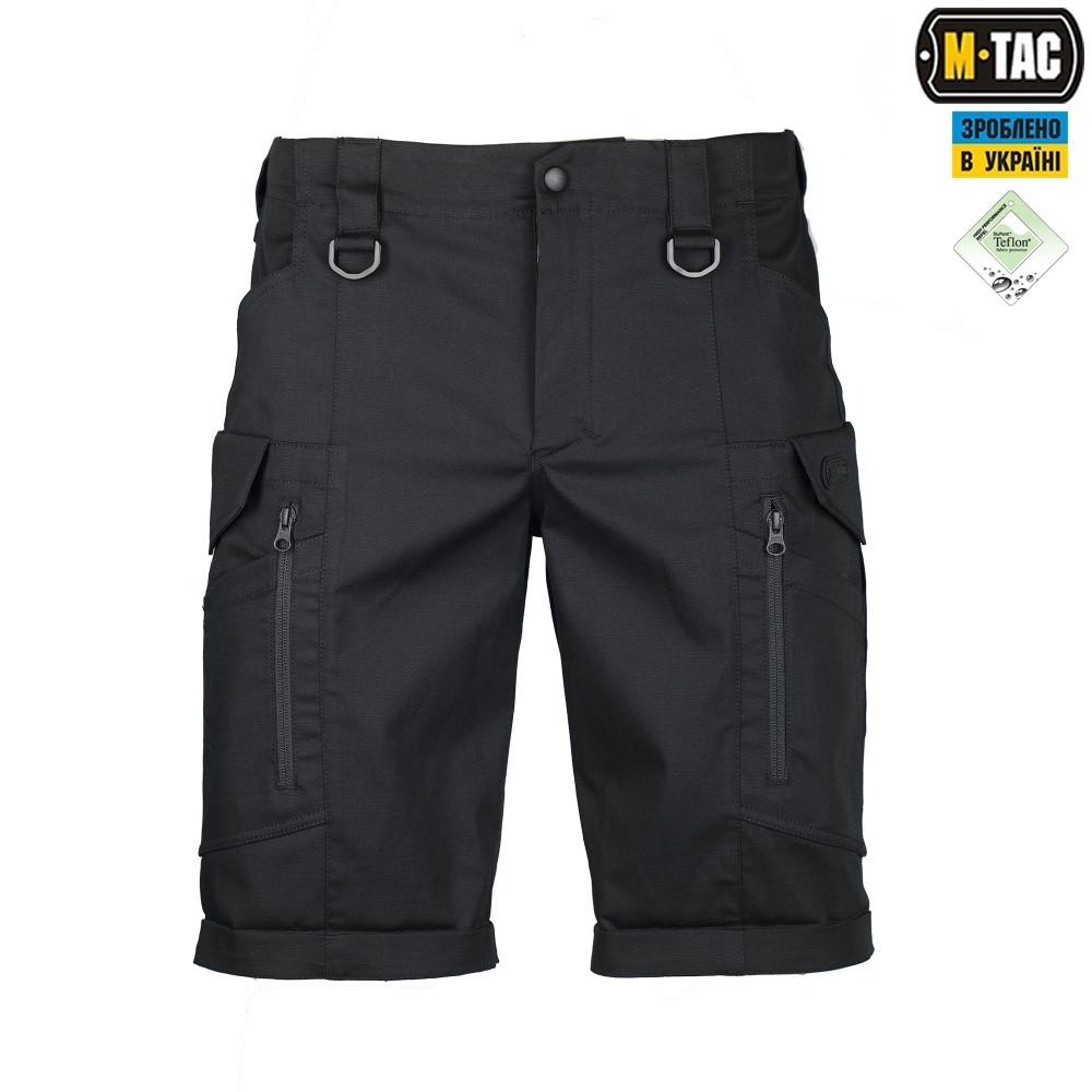 Тактичні шорти CONQUISTADOR BLACK