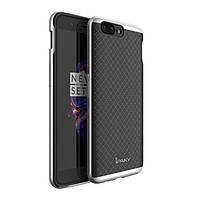 Чехол - бампер iPaky (Original) для OnePlus 5 - серебряный