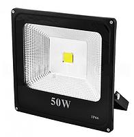 Прожектор светодиодный матричный SLIM YT-50W SMD, 4500Lm, IP66 (влагозащита) - 31 LO