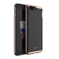 Чехол - бампер iPaky (Original) для OnePlus 5 - Rose gold