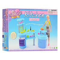 Мебель 2916, кухня, стойка сплитой, мойка, посуда, в коробке, 31-21-6, 5 см