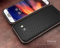 Чехол - бампер iPaky (Original) для Samsung A320 Galaxy A3 (2017) - Rose Gold