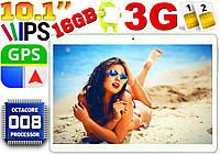 Железный планшет телефон Sony X103i, 12 ядер, 10.1'', 4Gb RAM /32Gb Rom, GPS, 2 sim+ЧЕХОЛ клавиатура