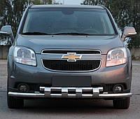 Кенгурятник на Chevrolet Orlando (c 2010--) Шевроле Орландо PRS