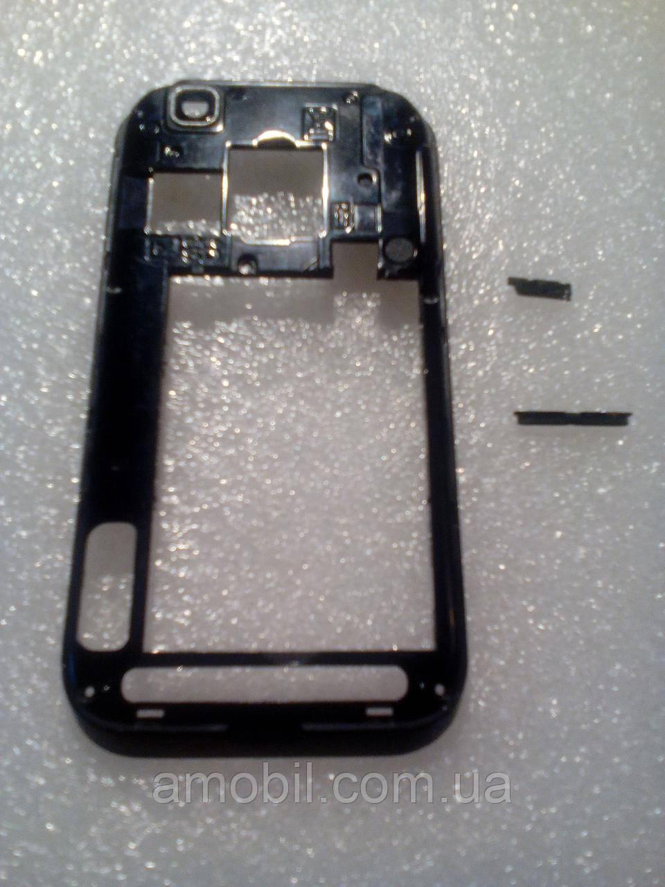 Средняя часть корпуса LG Optimus Sol E730 с кнопками orig