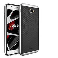 Чехол - бампер iPaky (Original) для Samsung G570F Galaxy J5 Prime (2016) - серебряный
