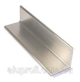 Уголок алюминиевый 30х30х2мм АД31Т