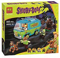 """Конструктор Bela Scooby Doo 10430 аналог Lego 75902  """"Мистическая машина"""")  305 дет"""