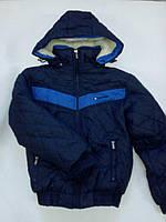Куртка на овчине для мальчика подростка Украина