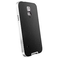 Чехол - бампер iPaky (Original) для Samsung G900 Galaxy S5 - серебряный