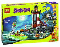 """Конструктор Bela Scooby Doo 10431 (аналог Lego 75903 """"Маяк с приведениями"""" 437 дет"""
