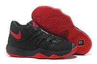 Кроссовки мужские Nike KD 5 Trey V Black Red, фото 1