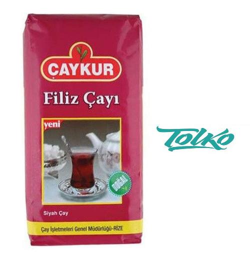 "Турецкий чёрный чай Caykur ""Filiz Cayi"" 500 г"