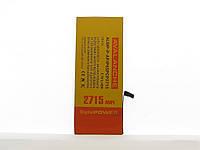 АКБ AVL Prem. Li-ion iPhone 6SP (2715mAh)
