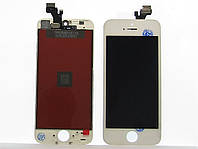 Дисплей LCD Apple iPhone 5 with touch and frame black AA