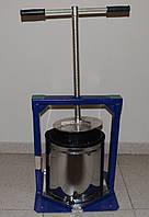 "Пресс ""Вилен"" (15 литров) для производства сока в домашних условиях"