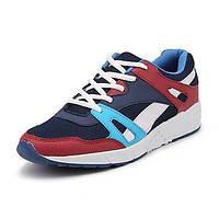 Мужская спортивная обувь весна лето комфорт Пу тюль спортивная случайные шнуровке бега 05675105