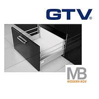 Выдвижной ящик Modern Box, 500 мм - высокий, серый - GTV (Польша)