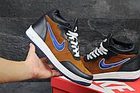 Зимние кроссовки Nike,