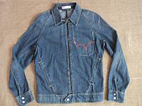 Куртка джинсовая инженер Levis р. S