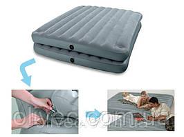 "Надувная кровать ""Intex"" 152 х 203 х 46 без насоса"