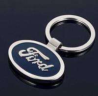 Брелок в виде значка FORD (форд) горизонтального металл SKU0000830, фото 1