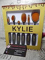 Набор кистей Kylie для макияжа из 6 штук