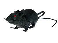 Резиновая Крыса 23*10см (черная) (Резиновая Крыса 23*10см)