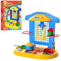Детския игровая Кухня 2 ТехноК 2117
