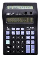 Калькулятор Кeenly KK-8303-12, 2 дисплея, подст для ручек LO
