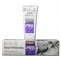 Зубная паста R.O.C.S. PRO. Деликатное Отбеливание, Fresh Mint, 135 гр
